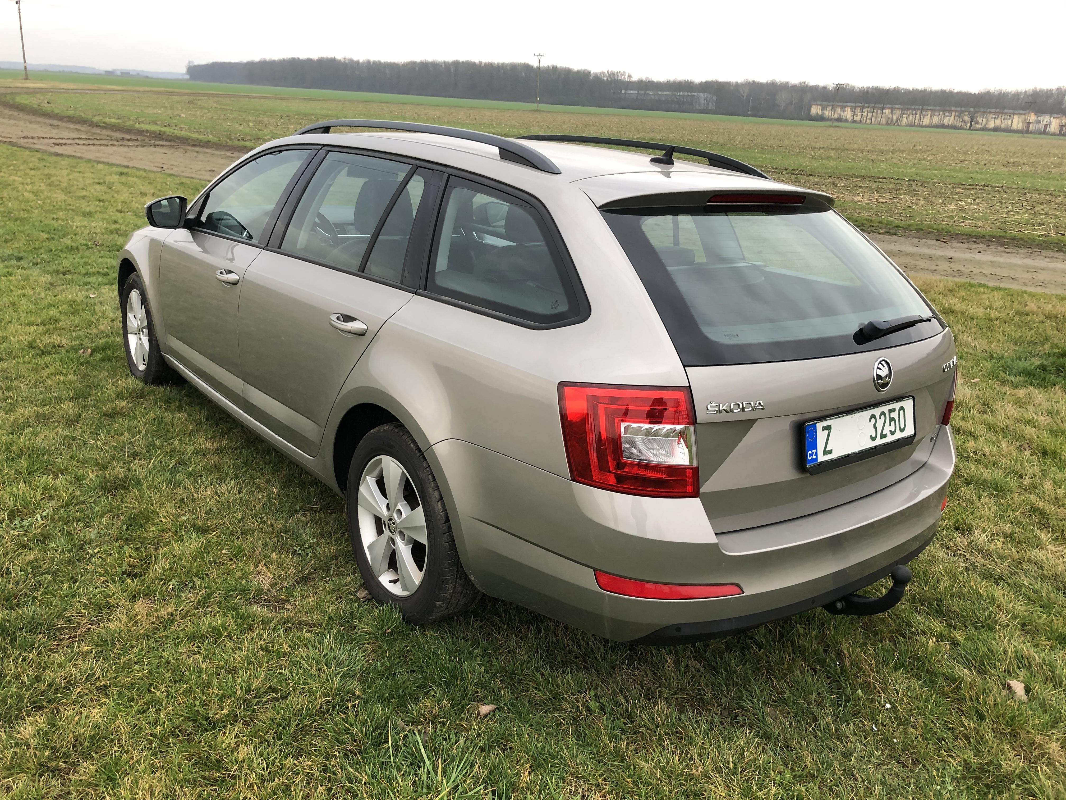 Škoda Octavia 3 #autonaobjednavku