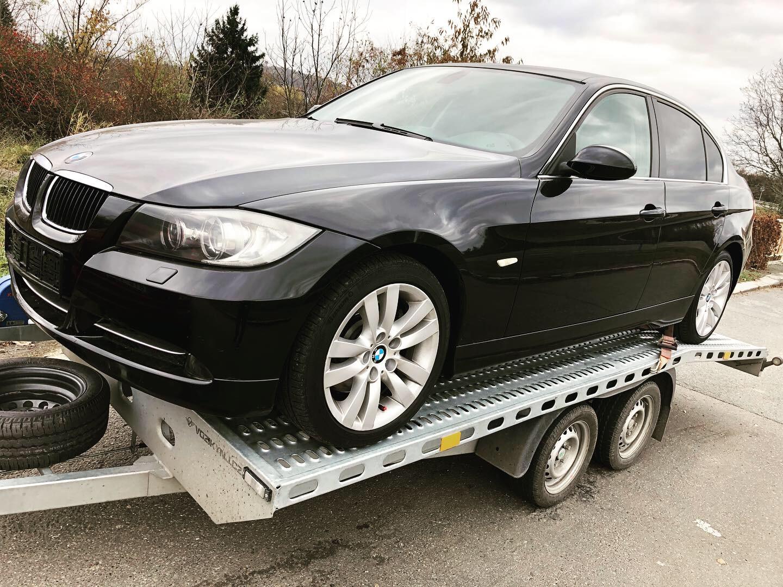 BMW e90 330xD #autonaobjednavku
