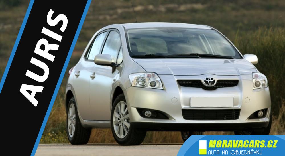 Toyota Auris 1.4 VVTi #autonaobjednavku
