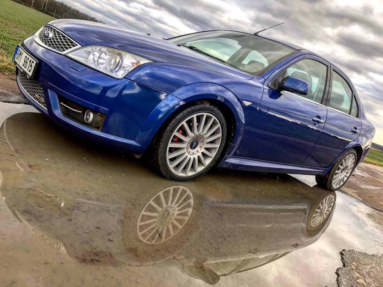 FORD MONDEO ST220 #pochlubse