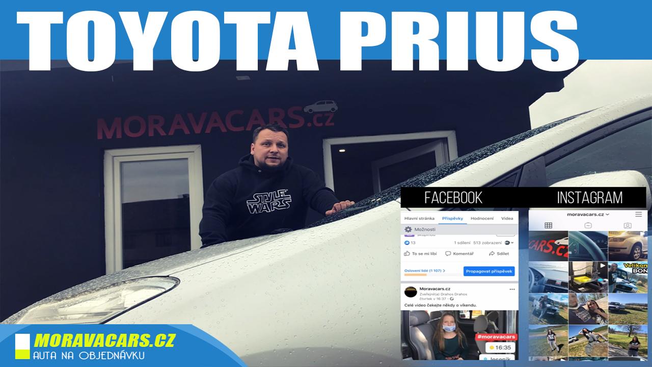 TOYOTA PRIUS HYBRID  #autonaobjednavku