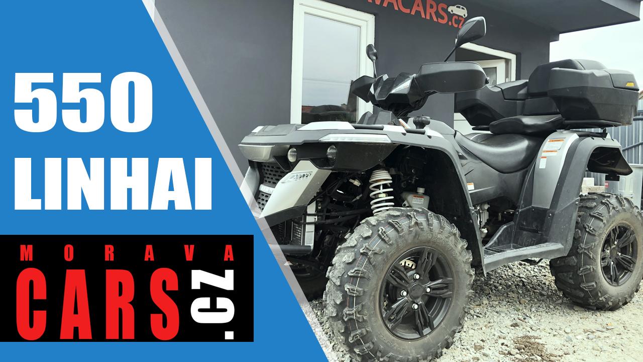 LINHAI 550 EFi