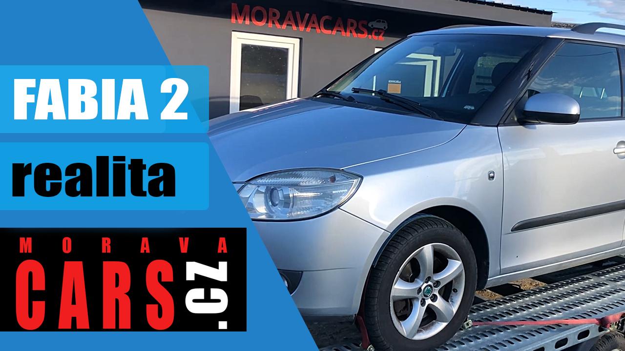 Škoda Fabia 2, REALITA.