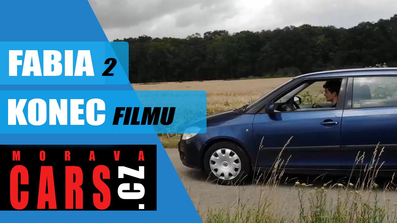 Škoda Fabia 2, konec pohádky.