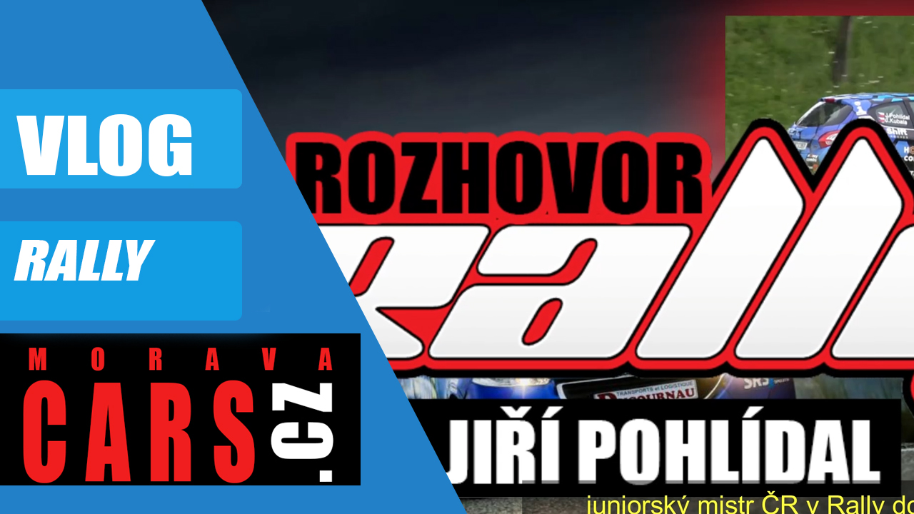 Rozhovor s juniorským mistrem ČR v Rally 2019  JIŘÍ POHLÍDAL